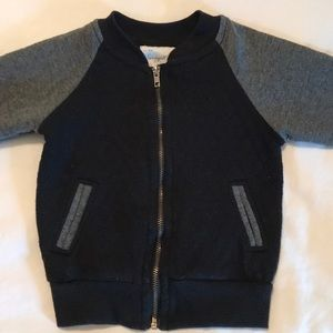 Sovereign Code Quilted Baseball Jacket Sz 12months